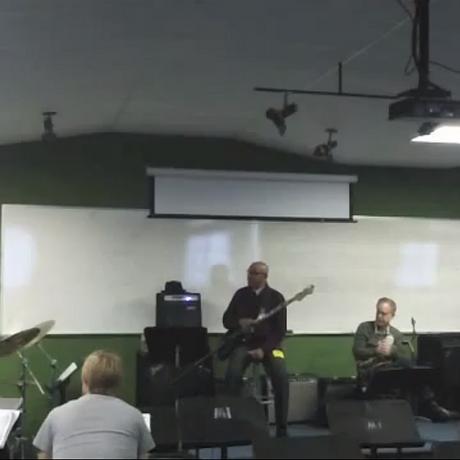 Jazz Improv Workshop at MI (2/1/13) – Student Participation – Part 3