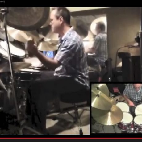 "Sessions from the Atelier: ""It Could Happen"" – Drum solo (10/24/13)"